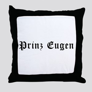 Prinz Eugen Throw Pillow